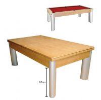 Бильярдный стол для пула «Toledo» 7 ф (дуб) со столешницей, в комплекте аксессуары